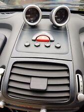 SMART ROADSTER BRABUS XCLUSIVE Pods Température & Boost jauges, Switch Panel