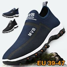 Men's Hiking Shoes Outdoor Lightweight Athletic Sneakers Jogging Walking Shoes