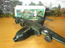 62FP MOTOR MAX # 76372 HERCULES TRANSPORT CARGO PLANE WITH BOX