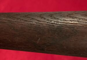 Antique 1890's D&M Draper & Maynard Baseball Ring Bat Early Vintage 19th Century