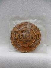 Vintage Rockwell Society Of America 1982 Official Corporate Seal Calendar Coin