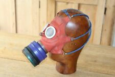 More details for original ww2 childs mickey mouse gas mask good condition but needs a nose valve