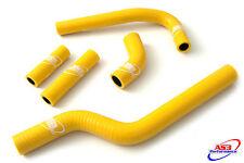 Suzuki se 250 2005-2006 05 06 Alto Rendimiento Silicona Mangueras Del Radiador Amarillo