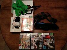 Xbox 360 kinect und Spiele und Active 2