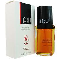 Women Tabu by Dana 2.3 oz EDC Perfume for Women New In Box