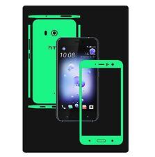 Glow in Dark Skin Protector,Full Body Vinyl Decal Case Wrap, HTC U11