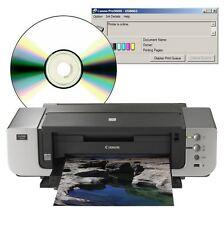 Epson Stylus Color 1520 : Reset & Repair Error Message Service Required Reset CD
