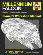 Millennium Falcon Manual: 1977 Onwards (Modified Yt-1300 Cor. by Ryder Windham