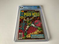 MARVEL PREMIERE 45 CGC 9.8 WHITE PAGES MAN-WOLF SWORD SORCERY MARVEL COMICS 1978