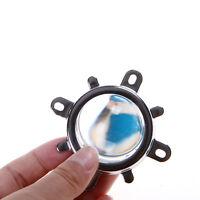 1 Set LED 44mm Lens + Reflector Collimator + Fixed Bracket For 20W-100W LED HC