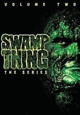 SWAMP THING: THE SERIES 2 (Mark Lindsay Chapman) - DVD - Region 1 Sealed