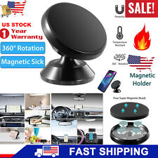 Dashboard Magnetic Phone Holder Car Mount For iPhone XS X XR Galaxy Note 9 S9