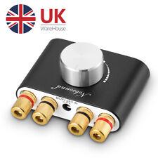 Nobsound HiFi Bluetooth5.0 Power Amplifier Mini Digital Class D Audio Stereo Amp
