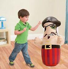 Inflable Pirata Para Niños Niños 91 cm 3D Boxeo Punch Bop Bolsa De Juguete De Pirata 44672NP