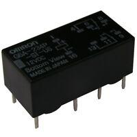 OMRON G6A-234P-ST-US-12 Relais 12V DC 2xUM 2A 720R Low Signal Relay 854738
