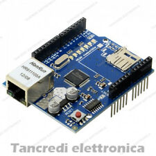Ethernet Shield W5100 SD Slot Arduino UNO Mega 2560 Expansion board espansione