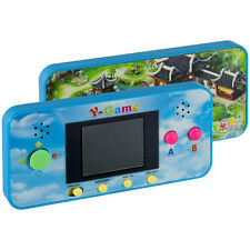Y-Game 106 in 1 Rechargeable Electronic Pocket Travel Game Toy Gift for Kids NEW