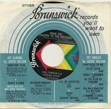 Gene Chandler/Barbara Acklin,Teacher to the Preacher b/w Anywhere but Nowhere,M-