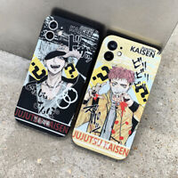 Cartoon Anime boy Phone Case Cover For iPhone 12 Pro Max 11 Pro XR XS 7 8 Plus