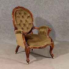 Armchairs Original Victorian Antique Furniture