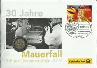 Numisbrief - 30. Jahre Mauerfall - Deutsche Post AG