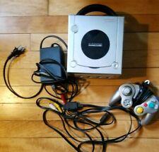 Nintendo GameCube Silver Console + 1 Controller