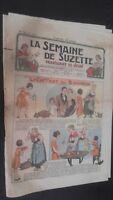 Rivista per Lettera La Settimana Di Suzette che Appaiono Il Giovedì 1934 #10 ABE