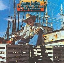 A White Sport Coat and a Pink Crustacean by Jimmy Buffett (CD, Oct-1990, MCA)