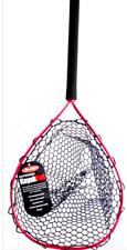 Berkley Extended Kayak Fishing Landing Rubber Net 1260931 + 35CM handle
