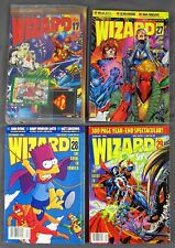 Wizard Comics Magazine 17 January 27 November 28 December 29 January 1992 93 94