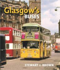 Book: Glasgow's Buses, Stewart J Brown, Fawndoon Books 2018 ISBN 9780993483127