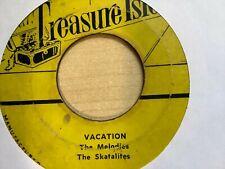 Skatalites - Occupation / The Melodies - Vacation 7 Treasure Isle Ska mp3 Listen