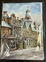 Pack of 10 Christmas Cards Minchinhampton In Winter - Longfield Hospice Charity