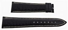 Original Frank Muller Black  Strap  20mm X 16mm