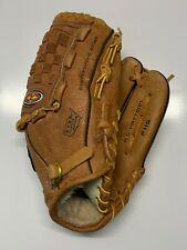 "Easton Five Star Baseball Glove 11.5"" Leather Palm Pad RHT F115 USA"