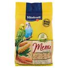 VITAKRAFT+MENU+BUDGIE++SEED+FOOD+WITH+VITAMINS+%26+HERBS+MINERALS+500G+21441+