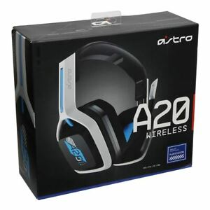 NEW Astro Gaming - A20 Wireless Stereo Gaming Headset Gen 2 for PlayStation