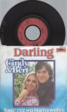 "7""CINDY & BERT--DARLING"