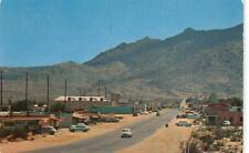TWENTYNINE PALMS, CA Adobe Road Date Shop Roadside c1950s Vintage Postcard