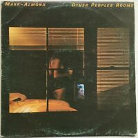 MARK-ALMOND Other People's Rooms 1978 OZ Horizon VG+/VG