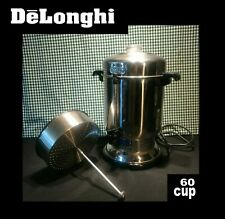 DeLonghi DCU72 Ultimate Coffee Maker 60 Cup Capacity