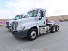 2013 Freightliner Cascadia T/A Truck Tractor Day Cab Semi bidadoo -Repair