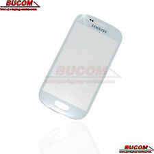 Samsung Galaxy s3 mini siii Front Glass panel frontal disco Pantalla Vidrio Blanco