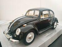 1/24 VOLKSWAGEN VW BEETLE ESCARABAJO CLASICO COCHE METAL A ESCALA SCALE DIECAST