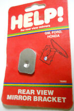 Dorman 76990 OE Replacement Rear View Mirror Bracket  for GM Ford & Honda