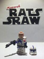 Lego Star Wars minifigures - Clone Custom Trooper Medic Kix - 501st