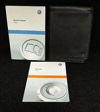 Genuine VW Passat B7 2010-2014 OWNERS MANUAL manuel Wallet Pack L-984