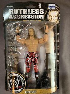 WWE JAKKS RUTHLESS AGGRESSION SERIES 35 Edge Figure
