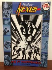 NEXUS As It Happened Vol. 1 Trade Paperback TPB Mike Baron STEVE RUDE