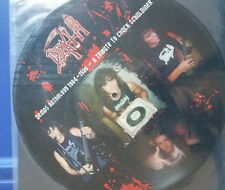 DEATH **tribute to Chuck Schuldiner**Demos LP Picture Disc** ZB001**300 copies